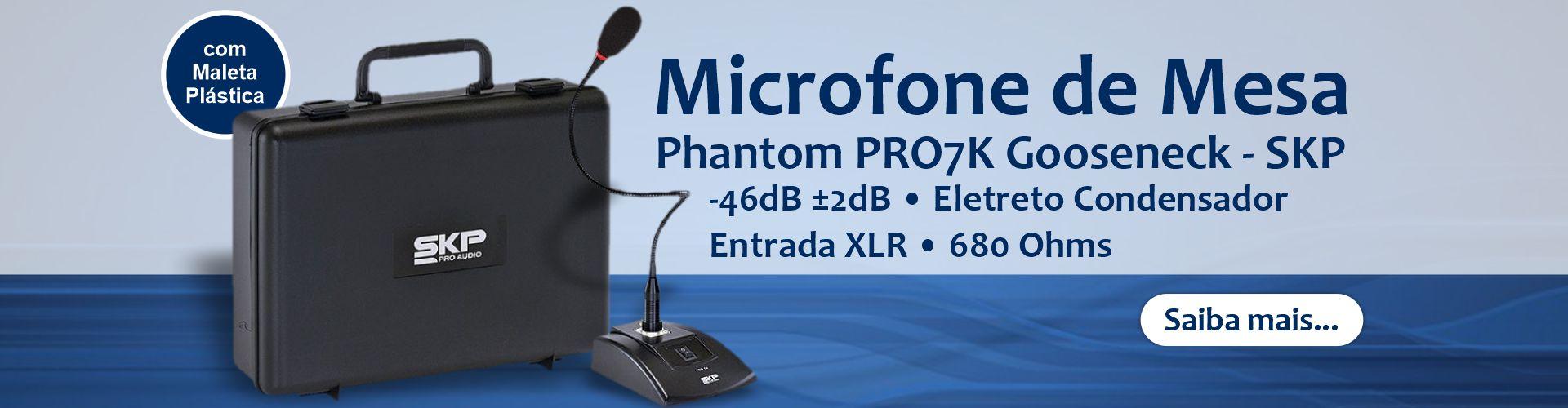Microfone SKP