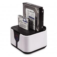 Dock Station para HD 2,5 e 3,5 - USB 2.0 - MDCK-HD05U2/SL - Mymax