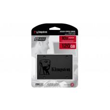 SSD Sata Desktop-Notebook 120GB - SA400S37/120G A400 - Kingston