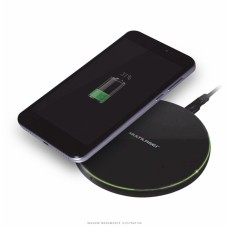 Carregador Concept Wireless ultra rápido 10W Android e Iphone CB130 - Multilaser
