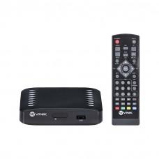 Conversor Digital, com gravador e controle - CDV-1000 - Vinik