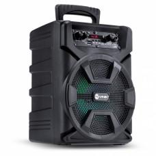 """Caixa de Som Multiuso Portátil 40w 8"""" Bluetooth - CP50BT - Vinik"""