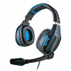 Headset Gamer 5.1 Centauro Azul MHP-SP-X13/BKBL - Mymax