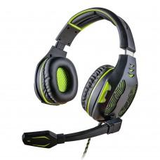 Headset Gamer 5.1 Centauro Verde MHP-SP-X13/BKGR - Mymax