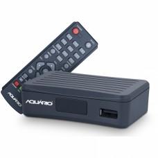 Conversor Gravador Digital TV DTV-4000S - Aquário