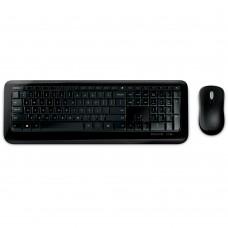Kit Teclado e Mouse sem Fio Desktop 850 - Microsoft