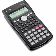 Calculadora Cientifica 240 funções CC240 preta - Elgin