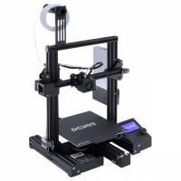 Impressora 3D Faber 3 - 220X220X250mm - 1 extrusora - plataforma aquecida - semi-montada - resume print - MicroSD card - PCYES