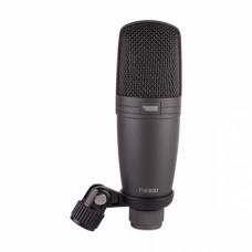 Microfone condensador USB FNK-02 - Novik (acompanha cabo USB e tripé)