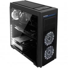 Gabinete Gamer Full Tower Horus Preto - MCA-HORUS/BK - Mymax