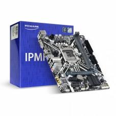 Placa mãe Micro ATX PCWARE Intel IPMH310G - LGA 1151 - 8ª e 9ª geração - VGA/HDMI/USB 3.0