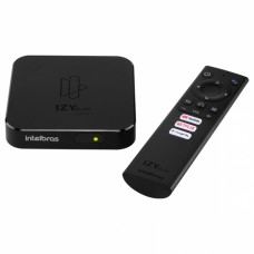 Smart Box Android TV Izy Play - Intelbras