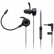 Fone de ouvido gamer para celular VX Gaming Flex com microfone destacável - Vinik