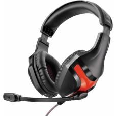 Fone de ouvido headset gamer PH101 preto - Multilaser