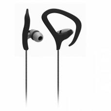 Fone de Ouvido com cabo de nylon e microfone Fitness PH163 - Multilaser