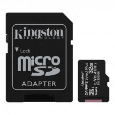 Cartão de memória Micro SDHC 32GB Canvas Select Plus SDCS2/32GB - Kingston