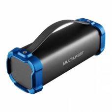 Caixa de som Bazooka Bluetooth 50W BT/AUX/USB/FM - SP350 - Multilaser