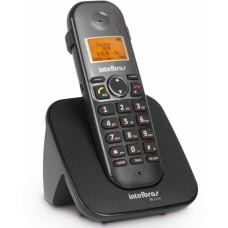 Telefone sem fio com ID e saída p/ fone ouvido TS-5120 - Intelbras